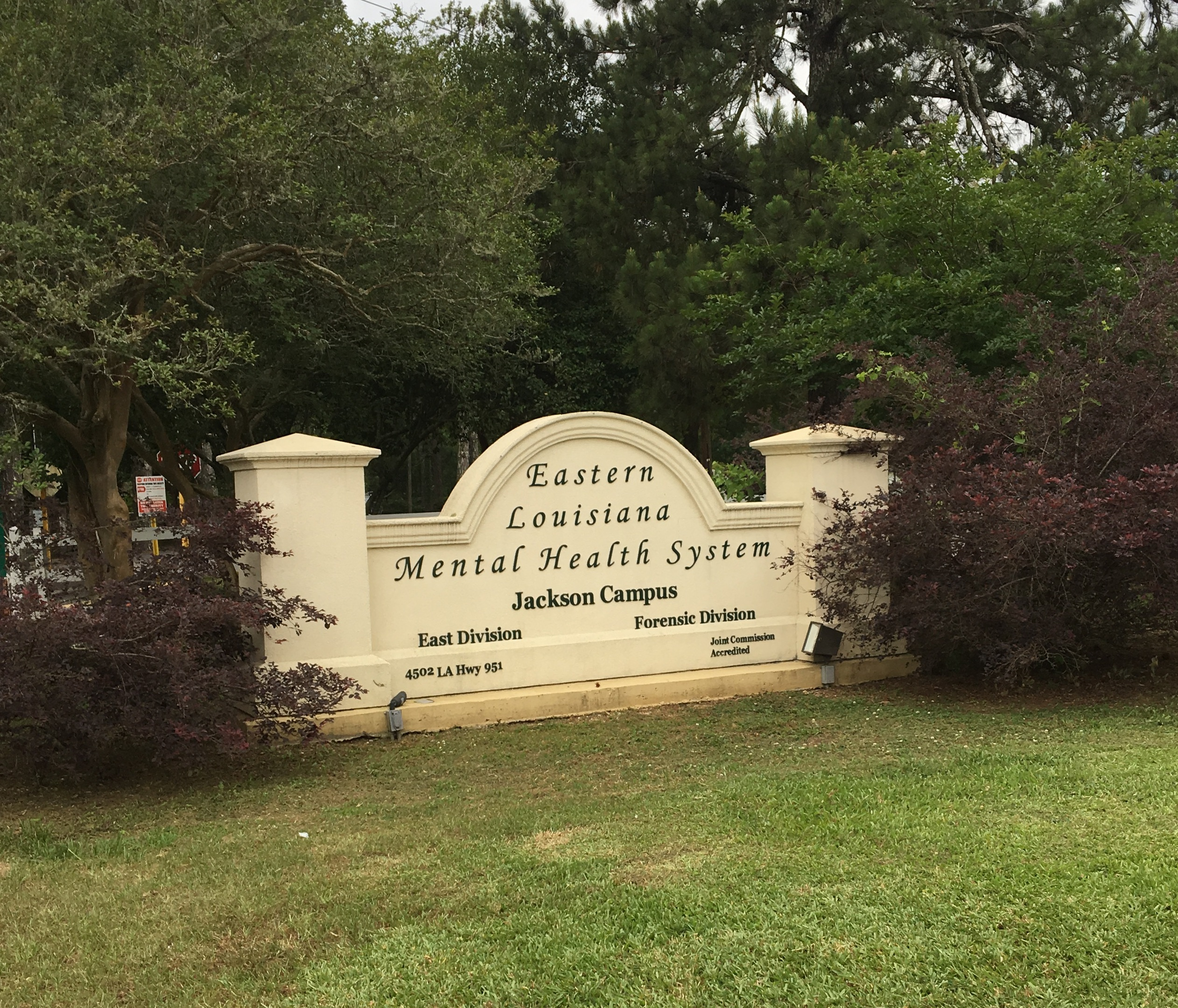 Eastern Louisiana Mental Health System Department Of Health