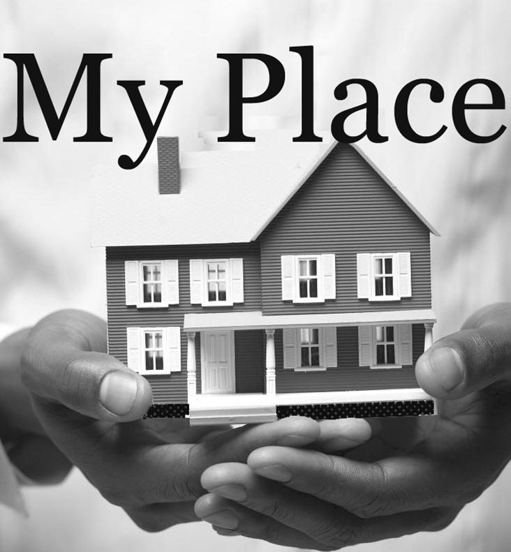 My Place House Logo