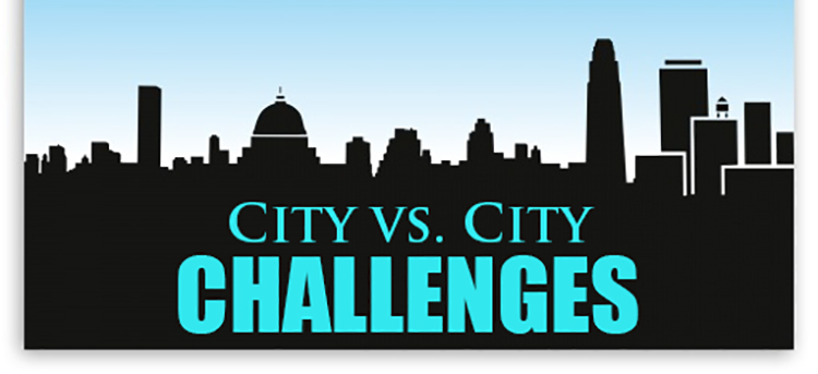 City Challenges...Click for more information