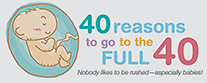 Go the Full 40 - Click for more information