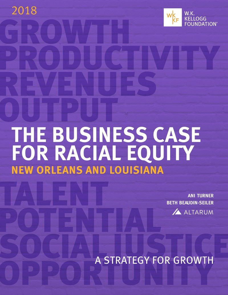 Business Case for Racial Equity - Click for More Information