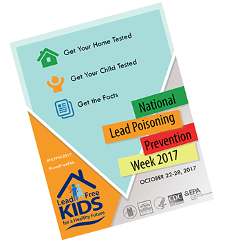 National Lead Poisoning Prevention Week 2017