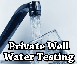 Louisiana Private Well Testing