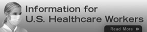 Information for U.S. Healthcare Workers - CDC