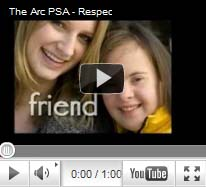 The Arc PSA - Respect - Click to View Video