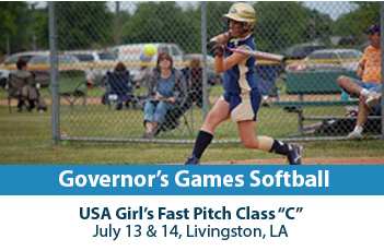 Governor's Games Events