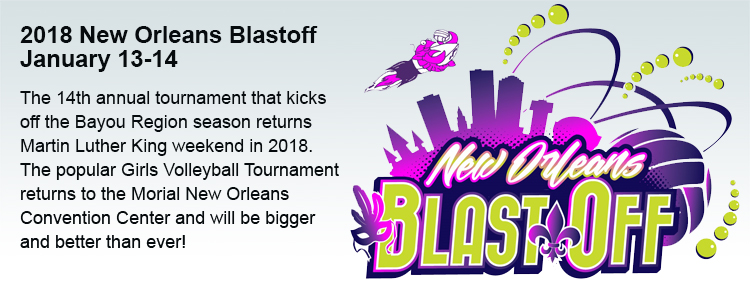 Blastoff Volleyball