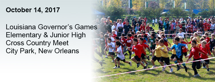 Elementary & Junior High Cross Country Meet