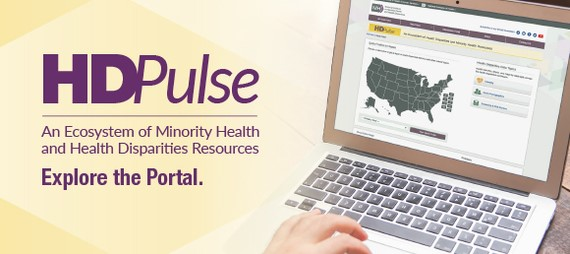 HDPulse - An Ecosystem of Minority Health and Health Disparities Resources