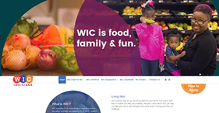 Click for more information on WIC