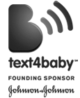 text4baby - Click Here For More Information