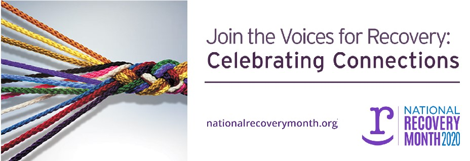 Join the Voices for Recovery: Celebrating Connections