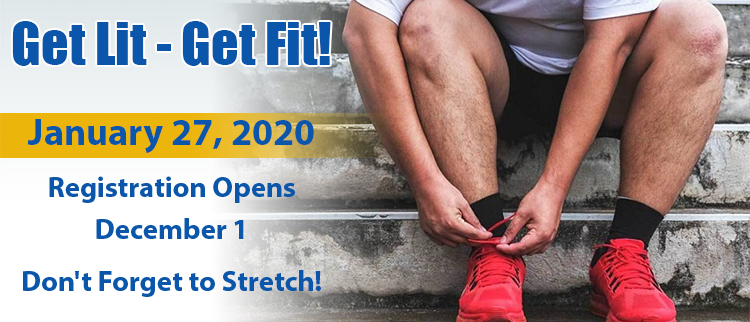 Get Lit - Get Fit: January 27, 2020